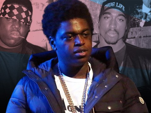 Kodak Black claims Tupac and Biggie were 'just legends because they died'