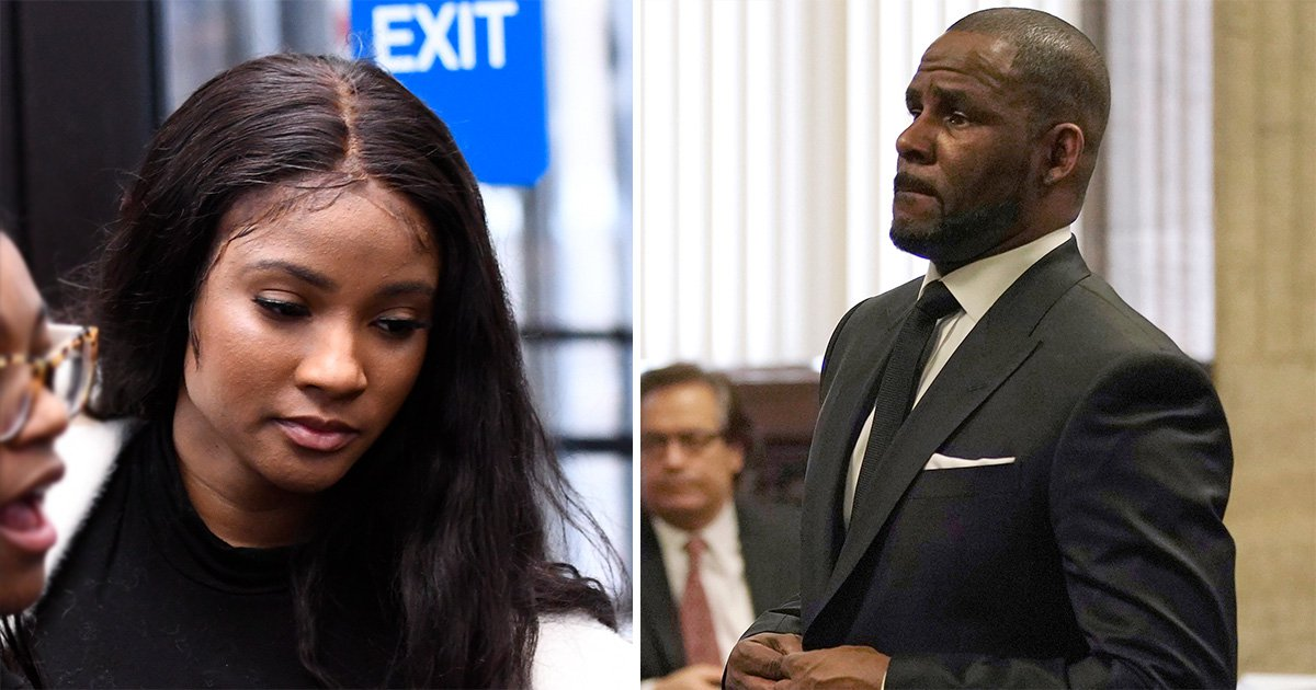 R Kelly pulls out of helping girlfriend Joycelyn Savage reunite with family