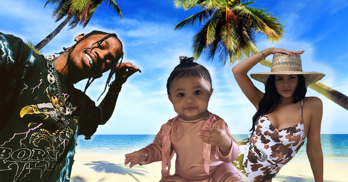 Kylie Jenner and Travis Scott planning 'family holiday with Stormi to fix romance' amid cheating rumours