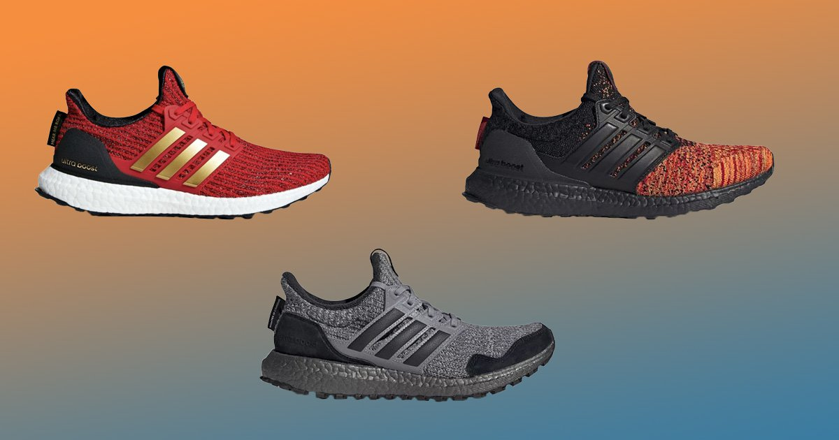 Adidas announces release date for Game of Thrones trainers