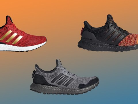 Which Game of Thrones trainer are you? Adidas releases collection ahead of season premiere