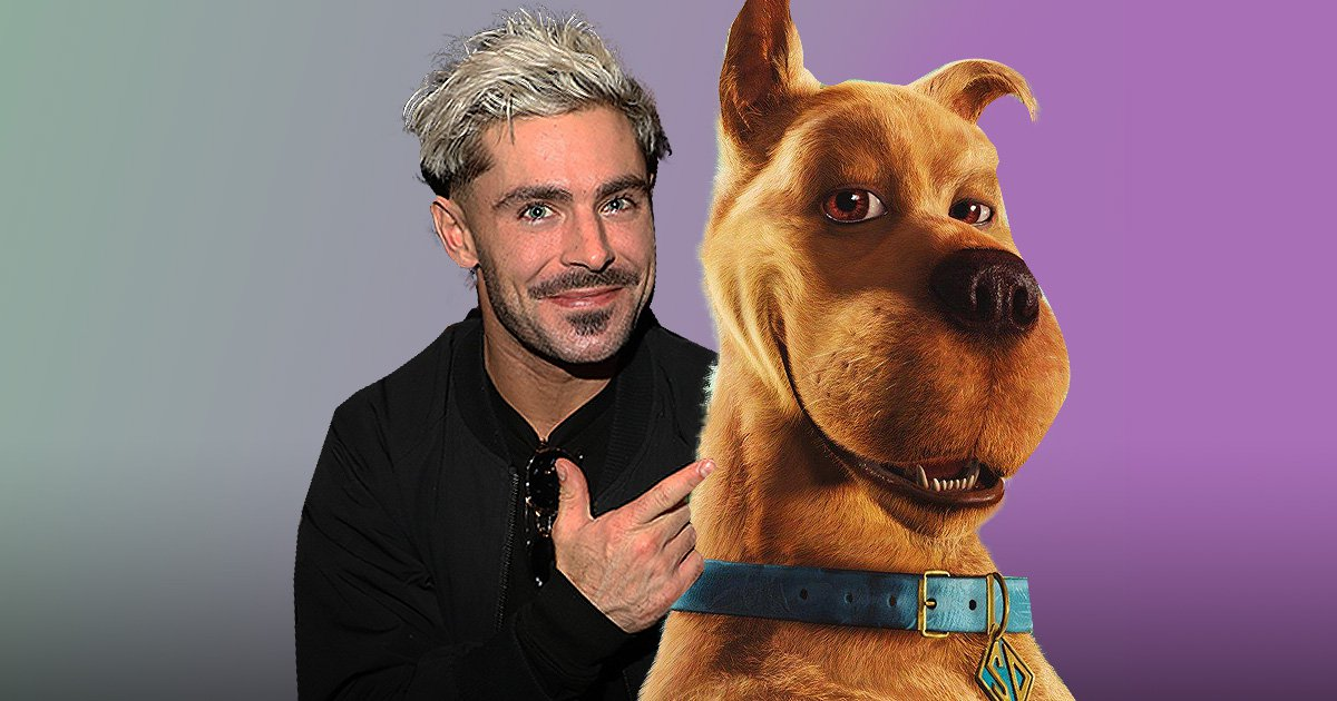 Zac Efron will voice Scooby-Doo's Fred in upcoming Warner Bros reboot