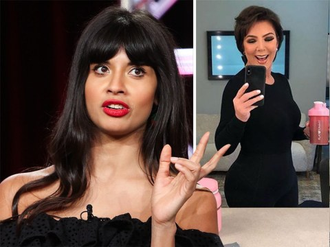 Jameela Jamil calls out Kardashian matriarch Kris Jenner for promoting controversial 'meal supplements'