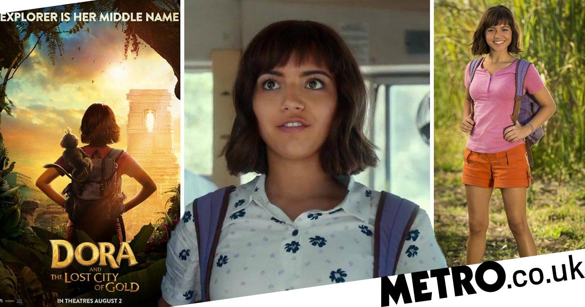 First Trailer For Live Action Dora The Explorer Is Here But