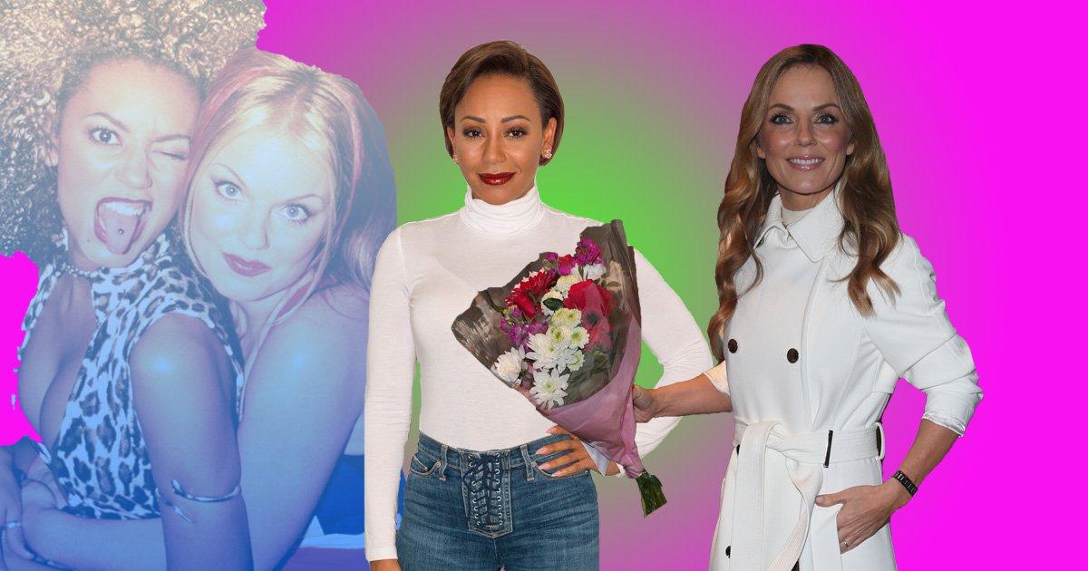 Inside Geri Horner and Mel B's complicated friendship after shocking Spice Girls sex revelation