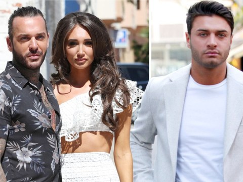 Pete Wicks offers support to ex Megan McKenna after Mike Thalassitis' death: 'I'm a good friend'