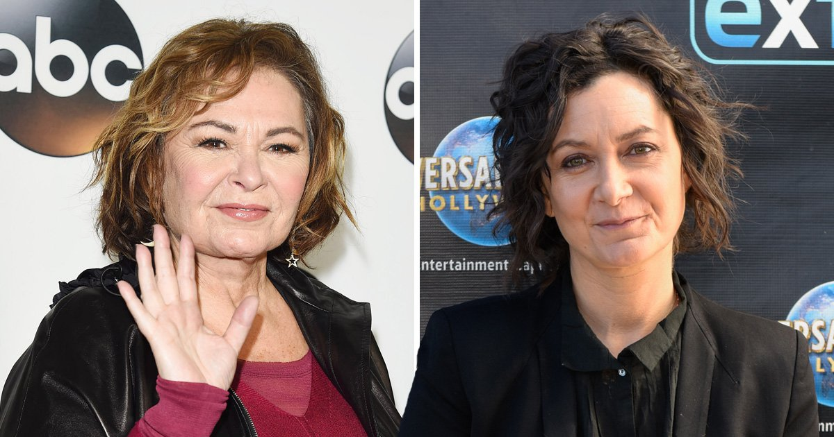Roseanne Barr blames co-star Sara Gilbert for getting their show cancelled and 'destroying her life'