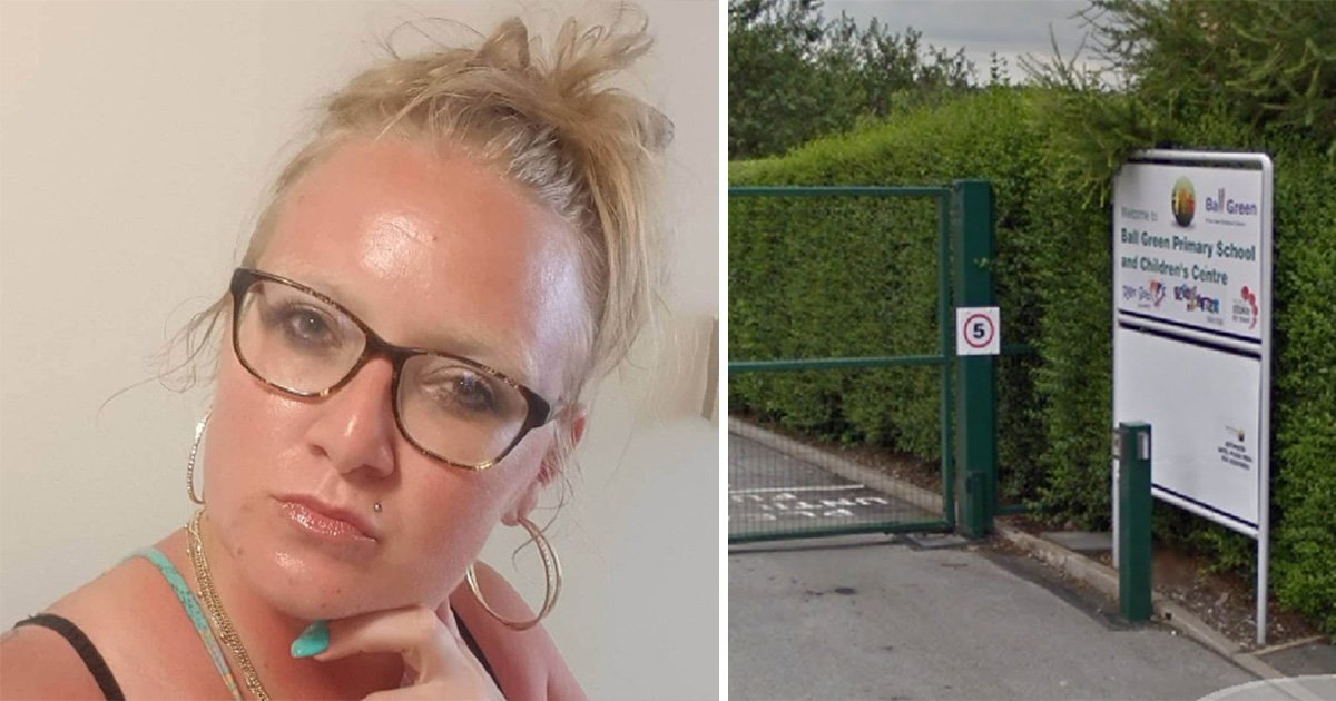 Mum punched pensioner because she 'wasn't walking quickly enough'