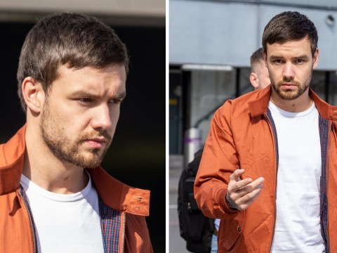 Liam Payne returns from Dubai after 'missing' son Bear's second birthday
