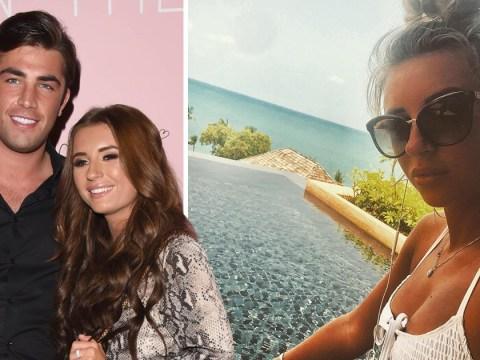 Love Island's Dani Dyer channels Taylor Swift after shutting down Jack Fincham split rumours