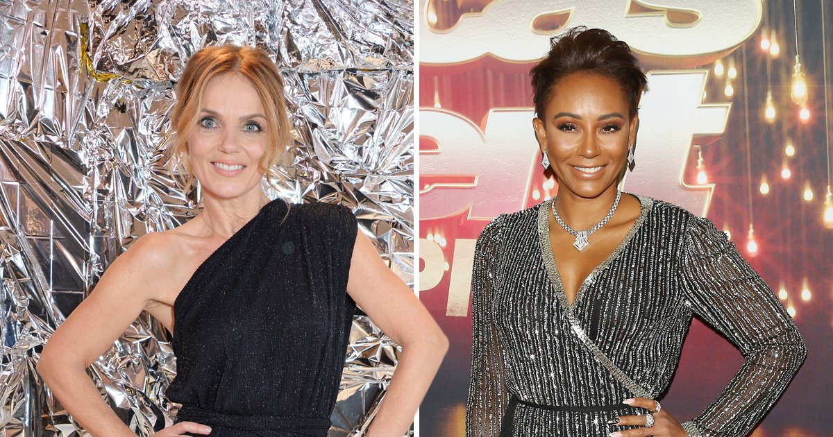Spice Girls' Mel B denies having sex with Geri Horner in unearthed interview