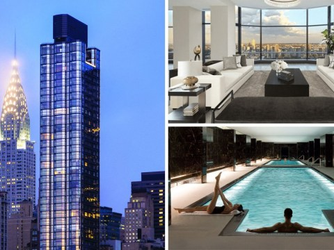 £12,000,000 of UK taxpayers' money is being spent on New York penthouse