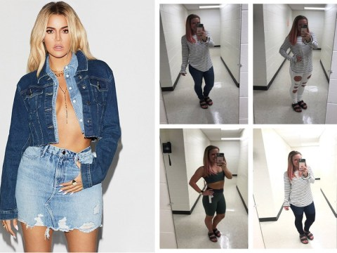 Khloe Kardashian slammed for 'tone deaf' comment about fan who can't afford Good American jeans
