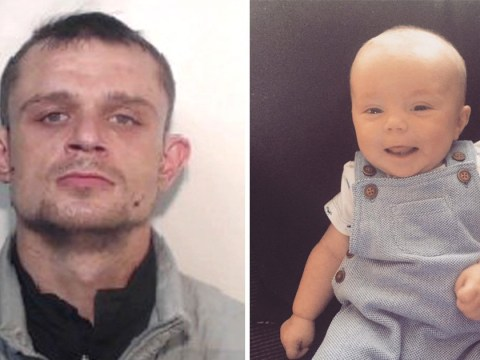 Dad admits killing baby in 'act of deliberate and unlawful violence