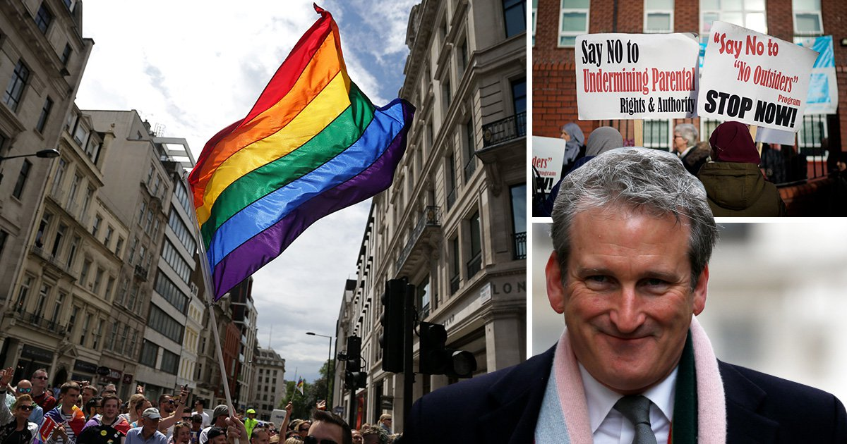Primary children to be taught about LGBT issues after historic vote
