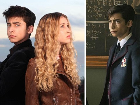 The Umbrella Academy's Aidan Gallagher dropping heartbreak duet Miss You with Trinity Rose