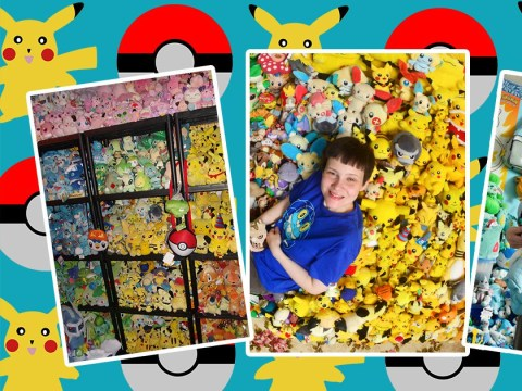 I'm Your Biggest Fan: Pokémon world record holder crams more than 21,000 items into house