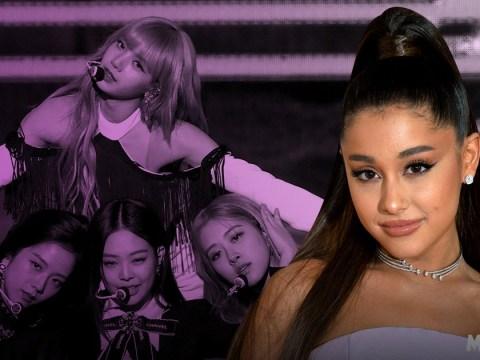 Ariana Grande wants to see BLACKPINK at Coachella as she confirms BLINK status