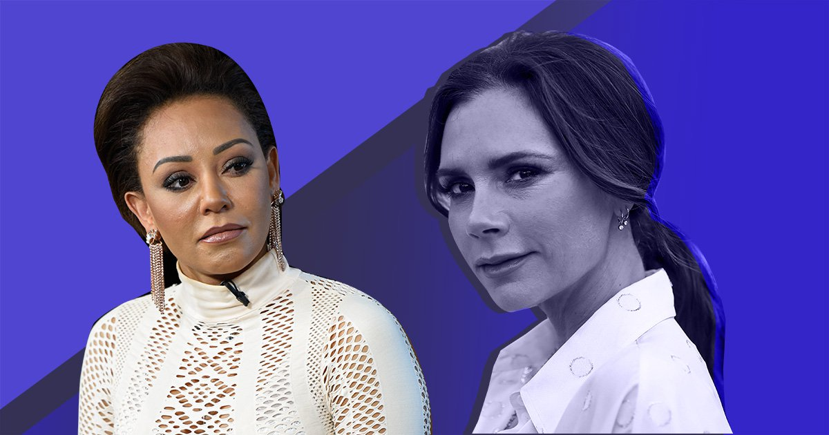 Mel B says Victoria Beckham is a 'b****' in same Piers Morgan interview where she made Geri sex confession