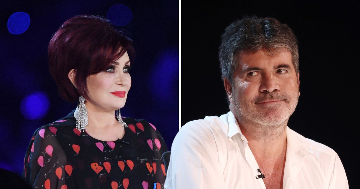Sharon Osbourne claims Simon Cowell fired her from The X Factor for 'being too old'