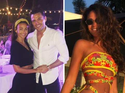 Michelle Keegan and Mark Wright are pure Instagram envy as they holiday in Barbados