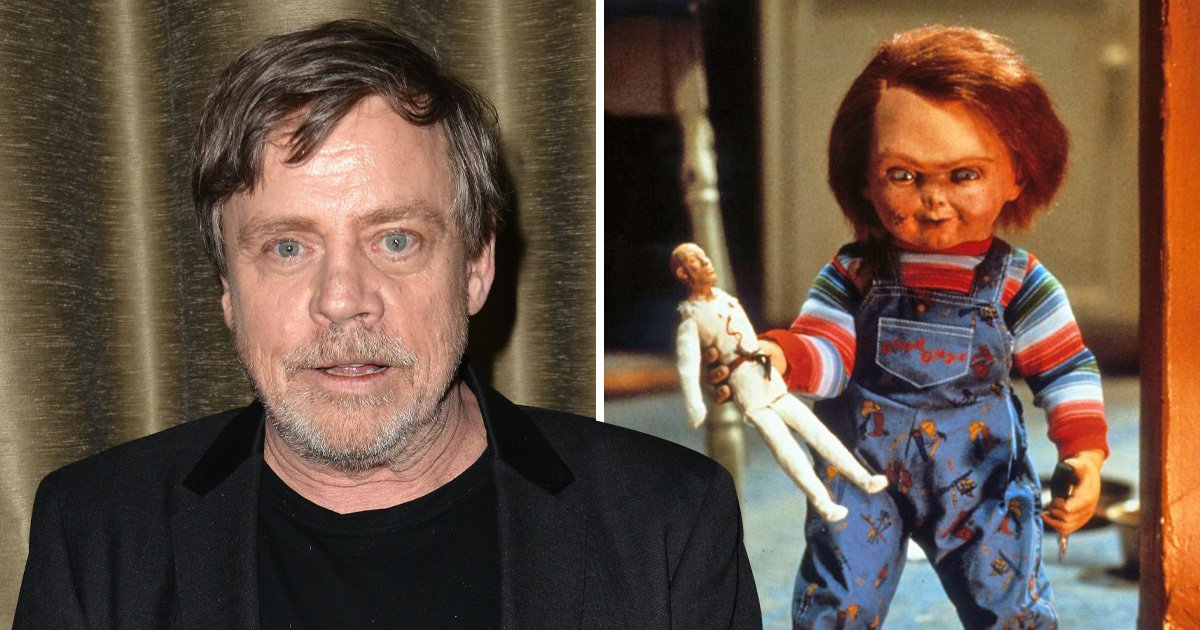Mark Hamill will voice Chucky in Child's Play reboot and we're totally here for it