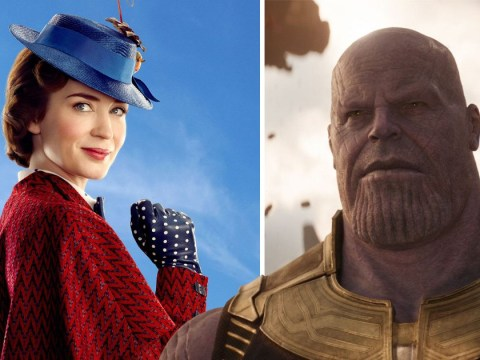 Avengers fans think Mary Poppins would 'kick Thanos' a**' as they imagine ultimate Disney crossover