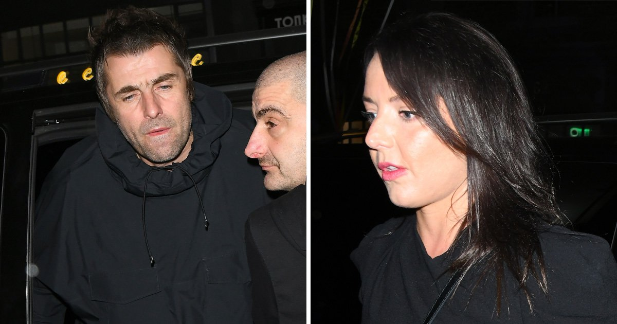 Liam Gallagher and Debbie make first public appearance together since choke-gate with son Lennon