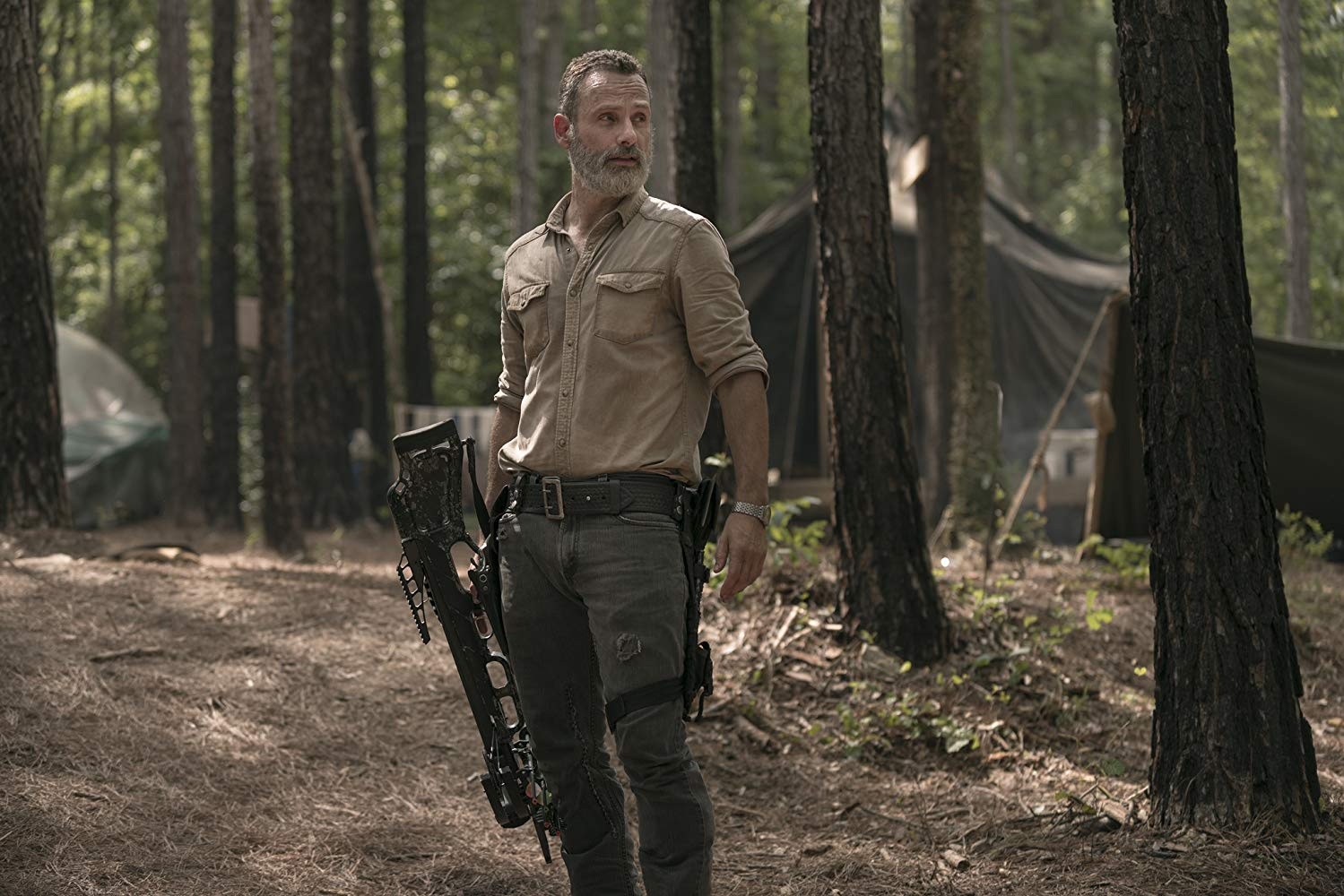 The Walking Dead will 'never be exactly like the comic' warns showrunner
