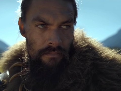 First glimpse at Jason Momoa in Apple TV's brand new fantasy series See looks pretty epic