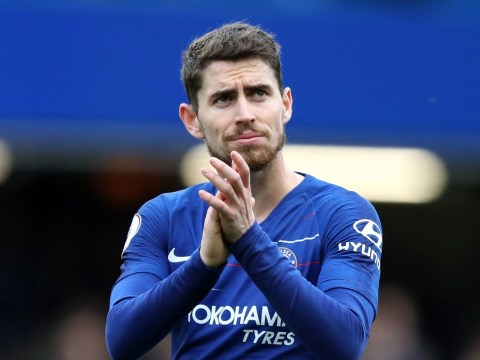 Jorginho responds to Aaron Ramsey man-marking him out of the game in Chelsea's defeat to Arsenal