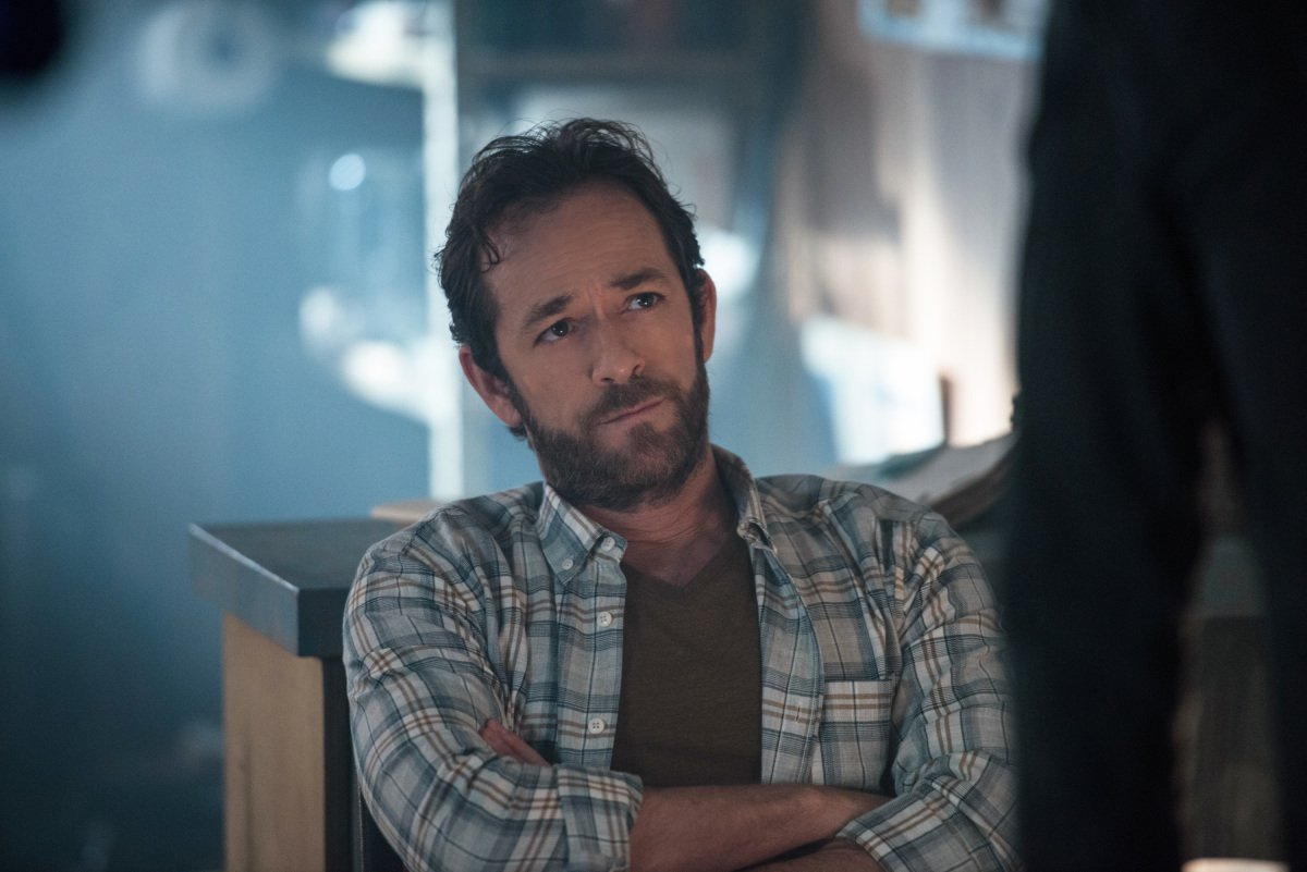 Riverdale will address Luke Perry's death onscreen, but bosses are trying to 'work out the best way' to do so