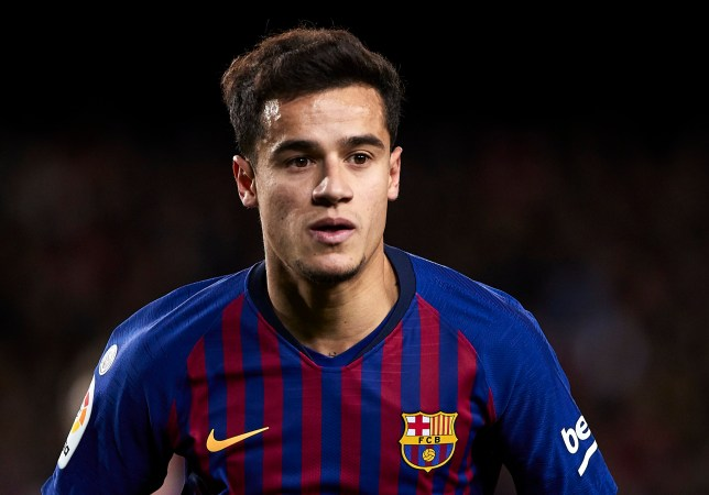 Liverpool will be hoping Barcelona hang on to Philippe Coutinho this summer