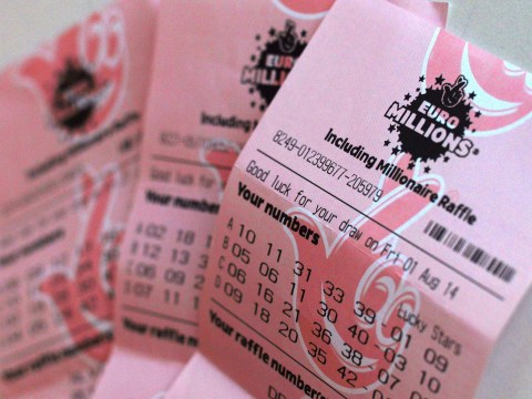 Someone in the UK is £71,000,000 richer after winning Euromillions