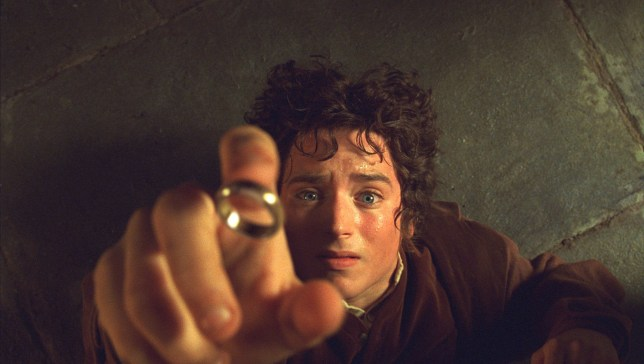 frodo in lord of the rings
