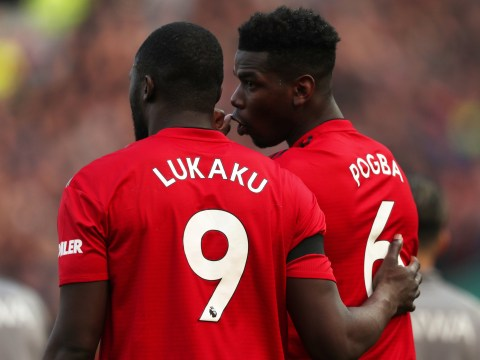 Romelu Lukaku hits out at 'lies' amid reports of dressing room bust-up with Paul Pogba