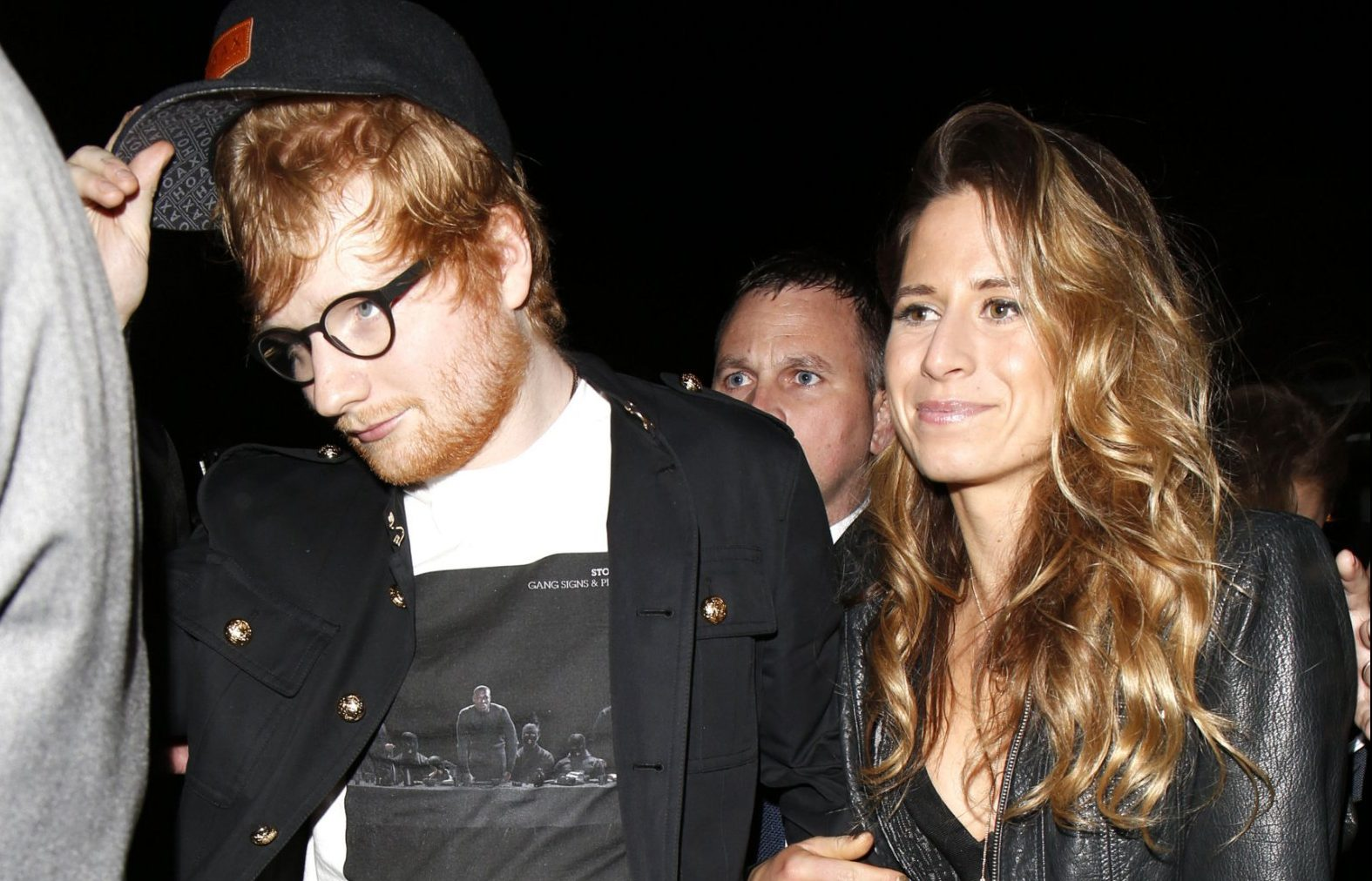 Ed Sheeran gets wife Cherry Seaborn on board with £1.5million estate by 'naming pub after her'