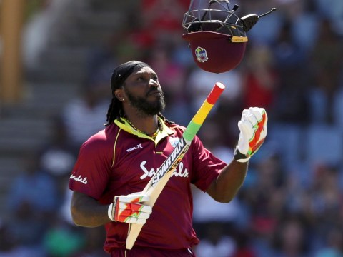 Chris Gayle smashes 19-ball 50 as West Indies hammer England in final ODI to draw series