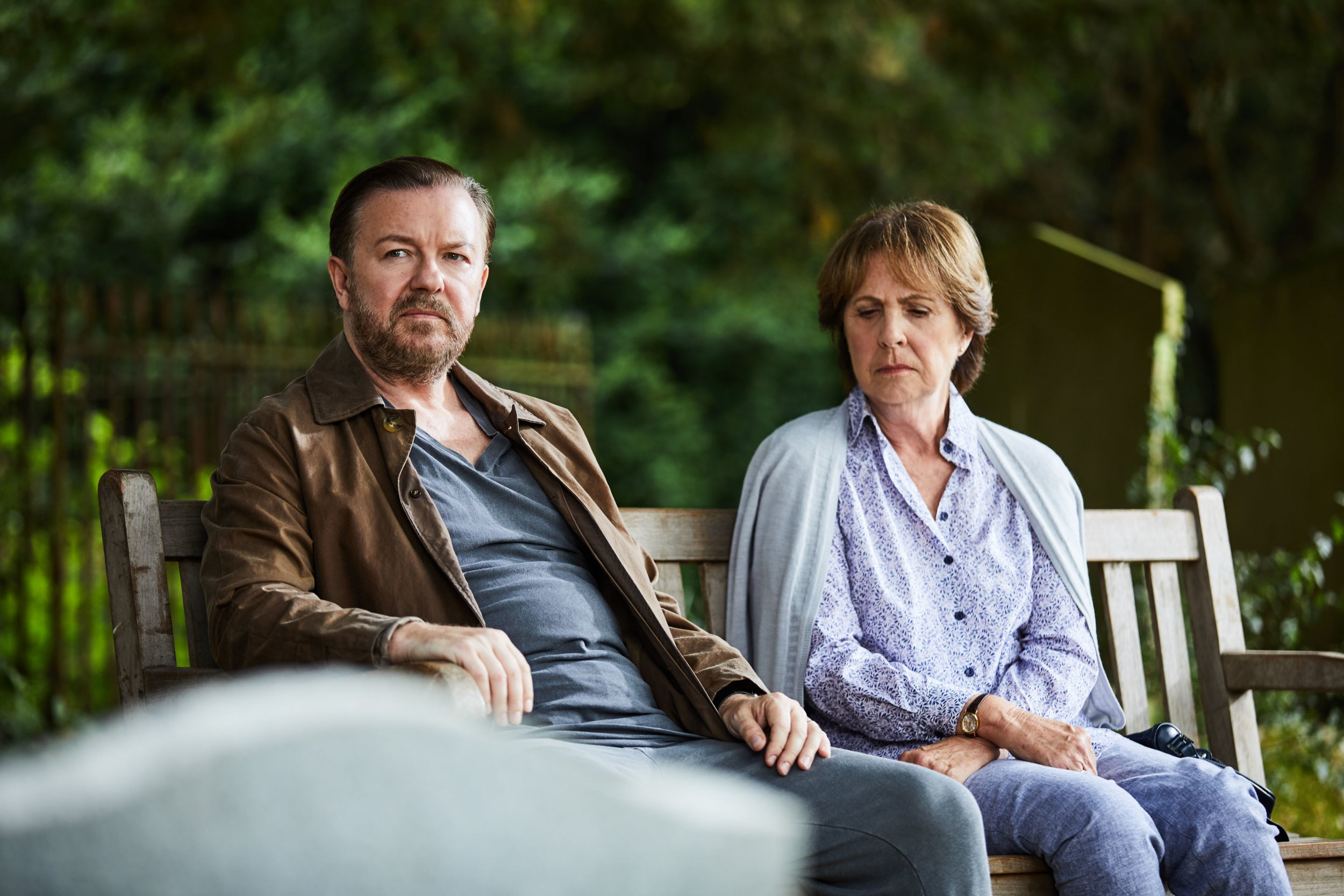 Will there be a series two of After Life on Netflix?