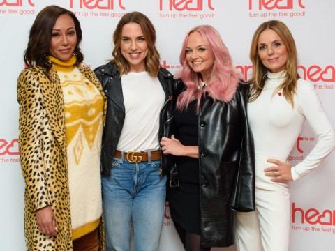 Emma Bunton swears the Spice Girls' bond is 'tight' amid Mel B and Geri sex bombshell