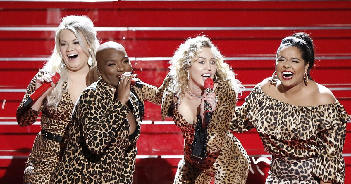 Miley Cyrus 'promises' to look after Janice Freeman's daughter as The Voice star dies aged 33