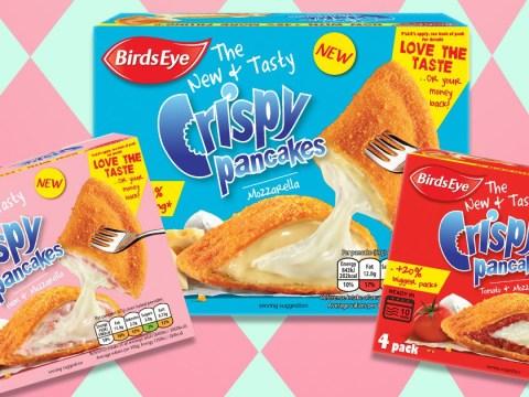 Nostalgia alert: Birds Eye's crispy pancakes are back for Pancake Day 2019