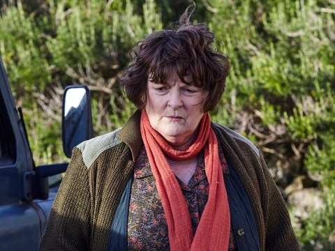 Brenda Blethyn wants Vera to go on for as long as she can – even if she has to play her on a 'zimmer'