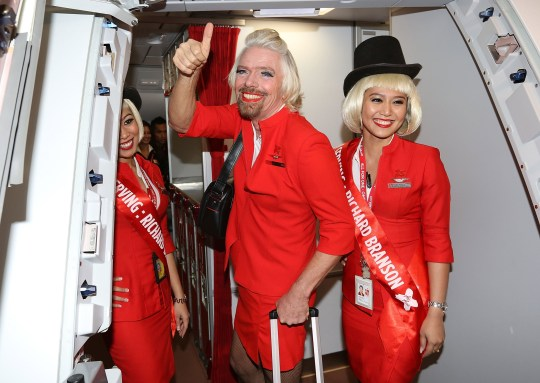 Women Who Work For Virgin Atlantic Wont Be Made To Wear -8273