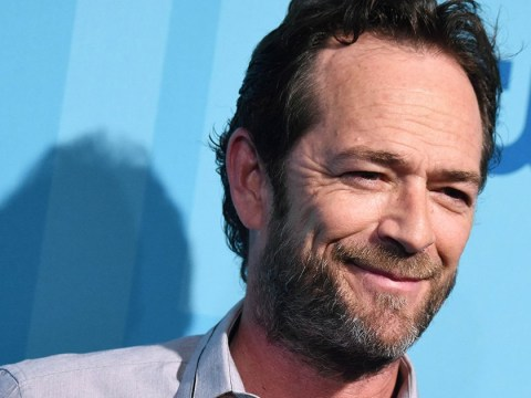 Riverdale and 90210 stars to celebrate Luke Perry at reception a month after tragic death
