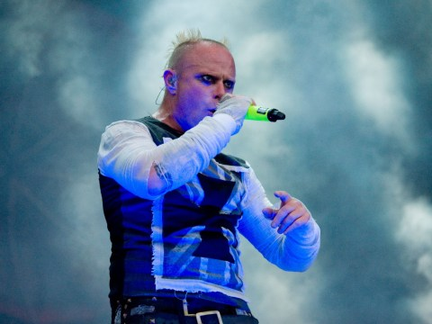 The Prodigy's Keith Flint funeral ends with 10-minute fireworks tribute