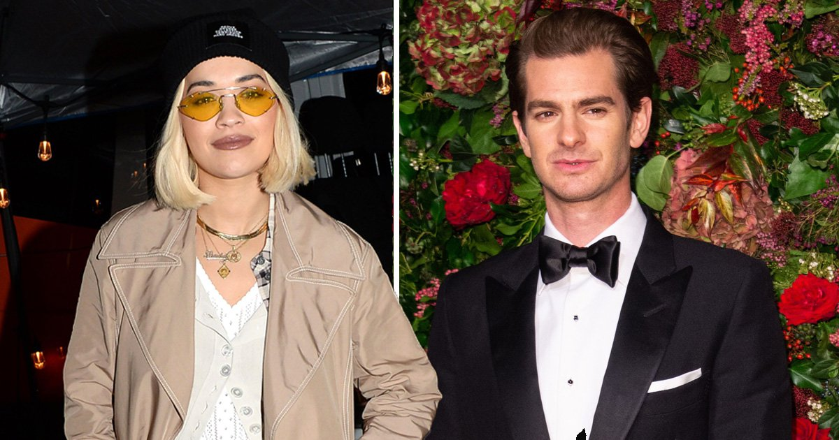 Rita Ora and Andrew Garfield 'split after four months together'