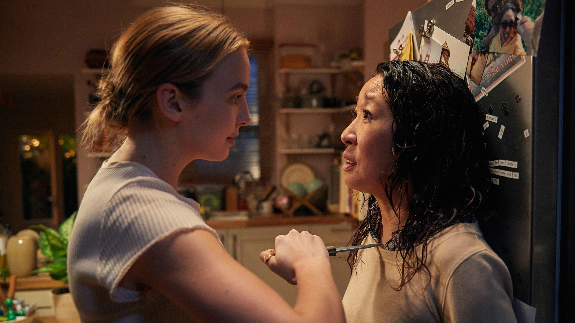 Killing Eve season 2 finale episode title hints Jodie Comer's Villanelle and Eve get their happily-ever-after