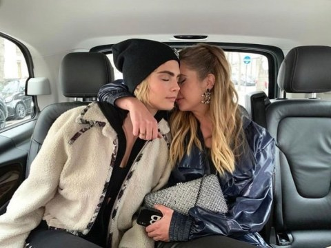 Cara Delevingne and Ashley Benson go off at homophobic troll for 'disgusting' comments about them