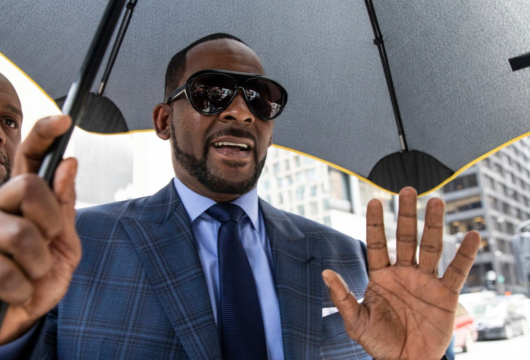 Man finds 'third R Kelly sex tape' among random VHS collection, as celebrity lawyer Gloria Allred steps in